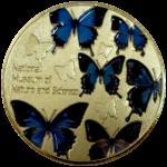 国立科学博物館 新メダル
